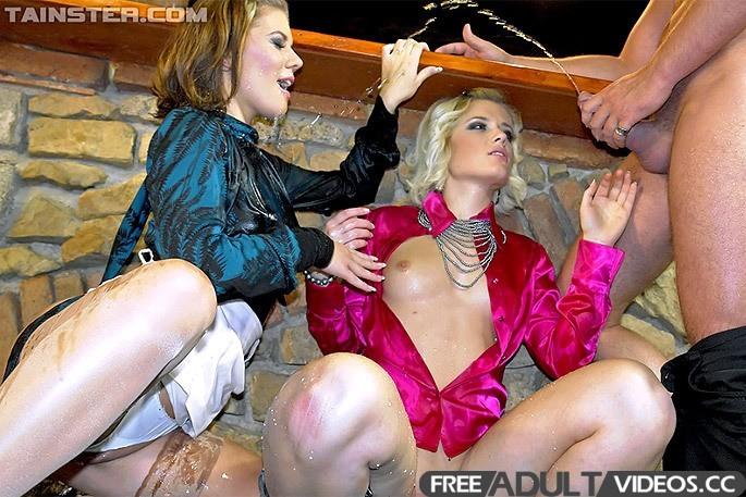 Fullyclothedpissing.com – Piss Sluts Fuck Up The Bar Rihanna ...