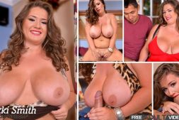 Plumperpass.com - Wax On Wax Off Nikki Smith 2013 Reverse Cowgirl