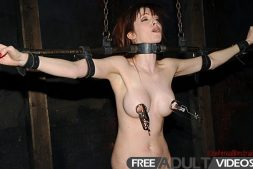 Infernalrestraints.com - Foot Girl Emily Marilyn 2010 Torture